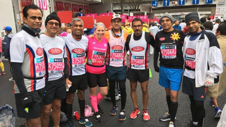 Running Five World Major Marathons In 2018 (Prashant Bhatia)