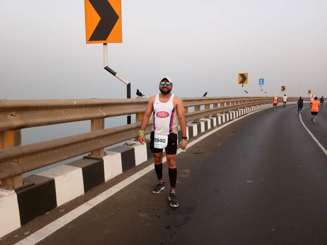 My 2nd full marathon – Tata Mumbai Marathon  2019